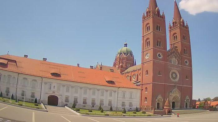HD Live Webcam Senj - E65 - Jadranska Magistrala