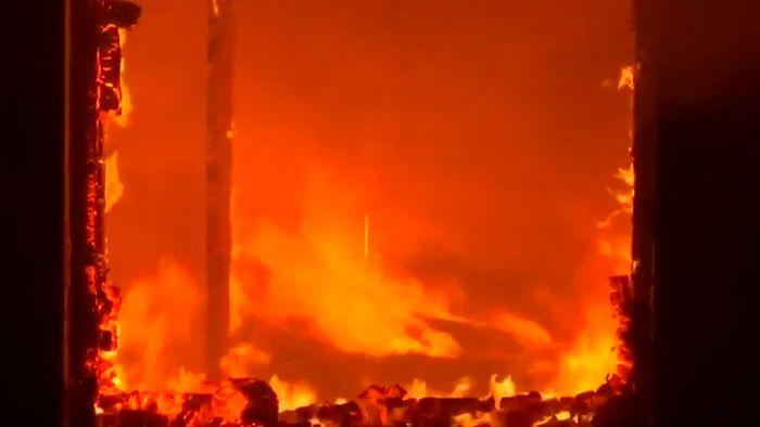 Waldbrände Alaska Karte.Notstand Ausgerufen Waldbrände Nahe Athen Außer Kontrolle