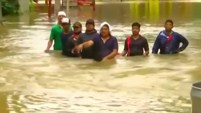 Tödliches Hochwasser: Monsun in diesem Jahr außergewöhnlich heftig