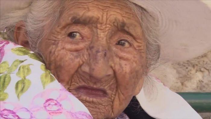 Die älteste Frau Der Welt 135