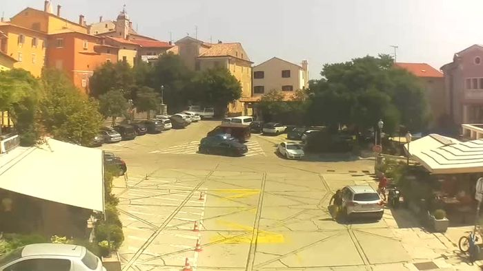 HD Live Webcam Labin - Altstadt