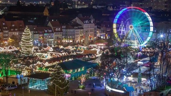 Weihnachtsland Thüringen: verzaubernd und überraschend