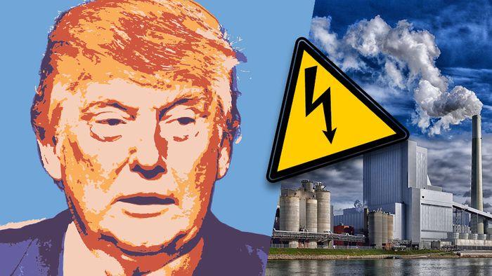 Unter US-Präsident Donald Trump wurden bereits über 50 Umweltauflagen aufgehoben oder entschärft.