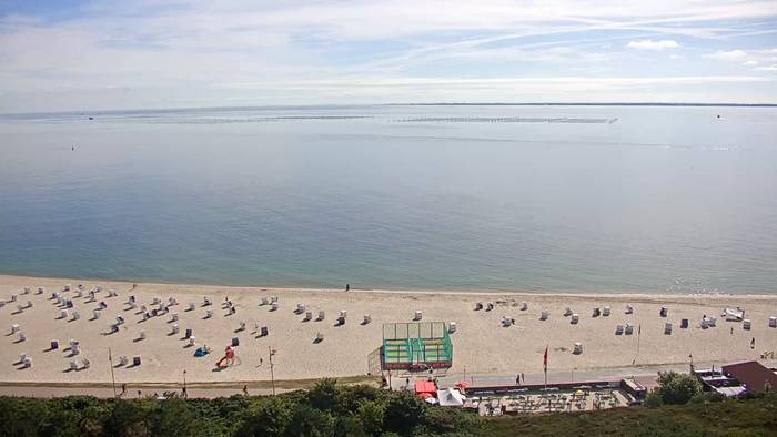 HD Live Webcam Hörnum, Sylt