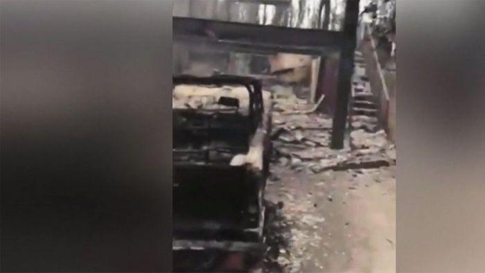 Brände in Malibu: Gerard Butler zeigt sein zerstörtes Haus