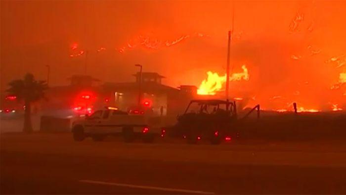 Kalifornien-Inferno: Die tödlichsten Waldbrände der US-Geschichte!