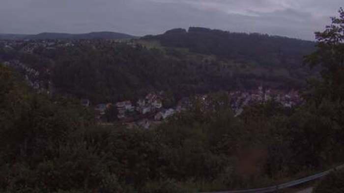 HD Live Webcam Wildberg - Schafscheuernberg