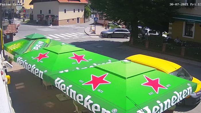 HD Live Webcam Fužine - Centar - Gorski kotar