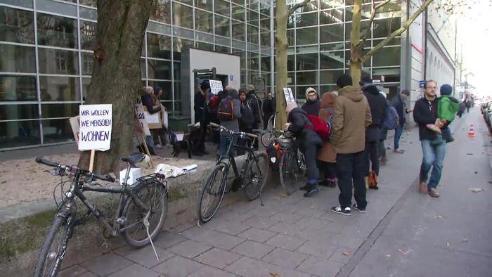 Gibt es in München bald Iglus für Obdachlose?