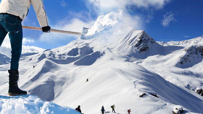16-Tage-Trend: Berge im Schneerausch