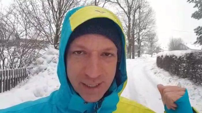 Kai Zorn vor Ort: Warum es gerade Sperrungen und Katastrophenwarnungen gibt