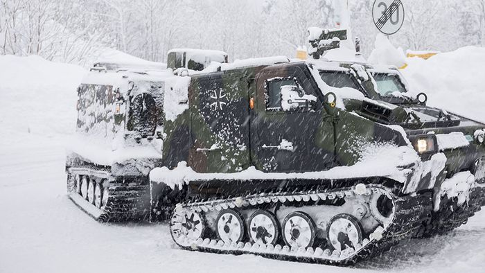 Katastrophengebiet Berchtesgaden: Bundeswehr packt mit an