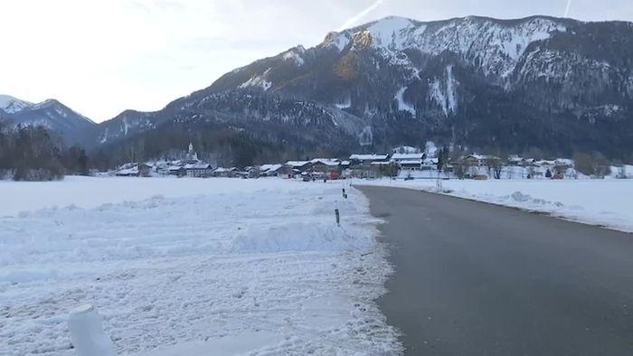 Akute Lawinengefahr! Bayerischer Ort evakuiert