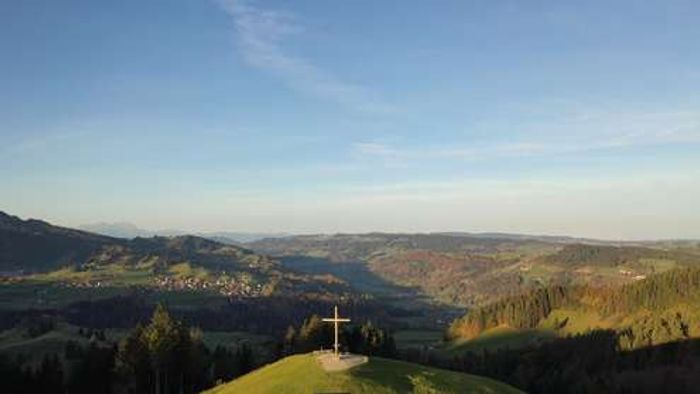 HD Live Webcam Oberstaufen - FlyingCam