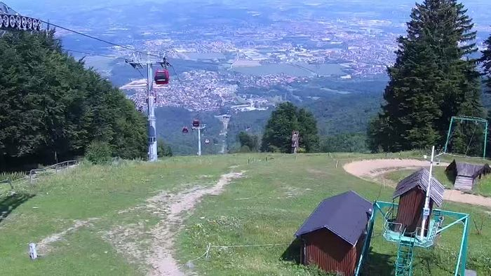 HD Live Webcam Insel Vir - Strand Gornja Prezida
