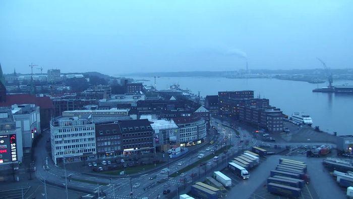 Wetter Aktuell Kiel
