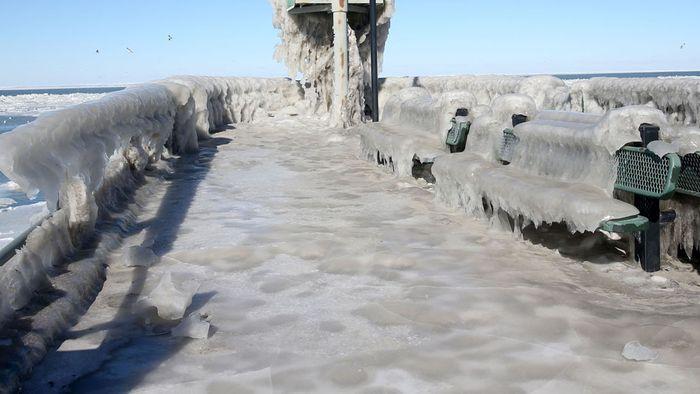 Nach USA: Extreme Kältewelle nun auch in Europa?