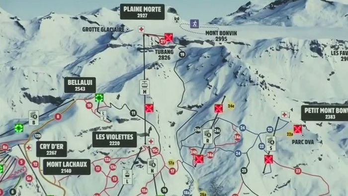 Tödliche Lawine in der Schweiz - Suche nach Opfern eingestellt