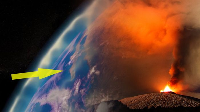 Vulkane als Vorbild: Stoppen wir so die Erderwärmung?