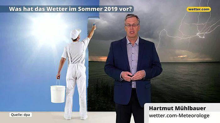 NOAA-Sommertrend 2019: Weiterer Hitzesommer möglich