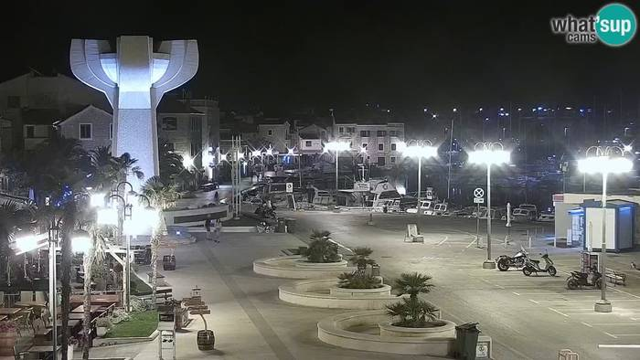 HD Live Webcam Vodice Live webcam - marina and  seafront