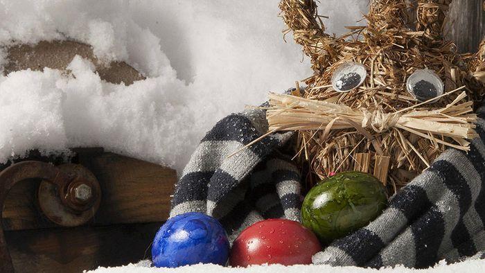 16-Tage-Trend: An den Osterfeiertagen geht's bergab