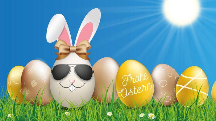 Erster Sommertag? Schöne Überraschungen an Ostern