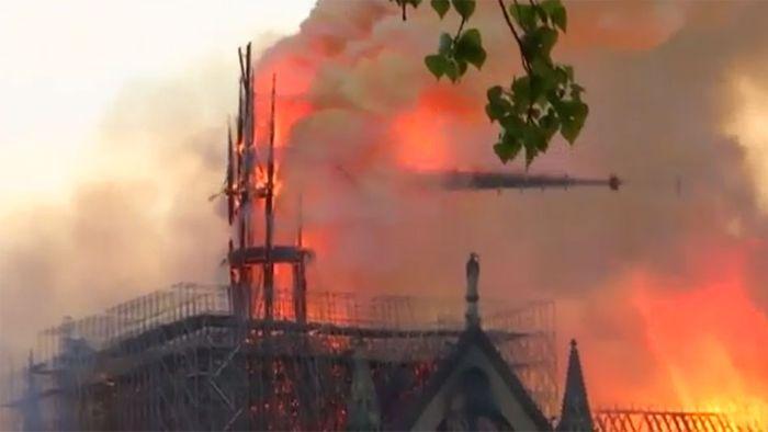 Nicht nur Notre-Dame: Wenn Geschichte in Flammen aufgeht