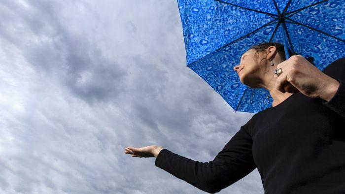 Kai Zorn: Bitter! Regenprognose zum Teil ernüchternd