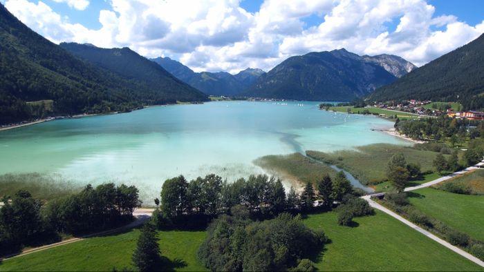 Die schönsten Bade- und Bergseen in Tirol