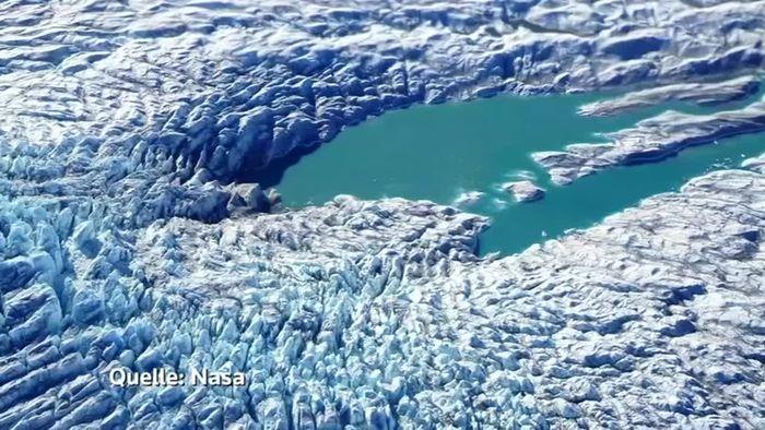 Schmelzende Gletscher am Nordpol: NASA zeigt neue Bilder