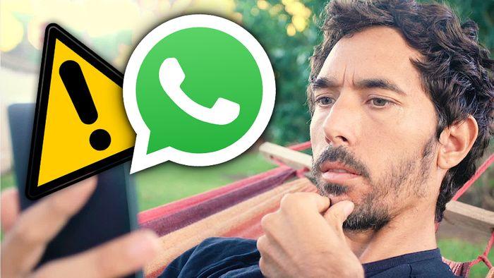 WhatsApp warnt derzeit vor einer aktuellen Sicherheitslücke.