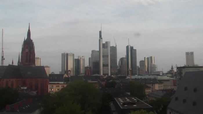 Zeitraffer Frankfurt am Main