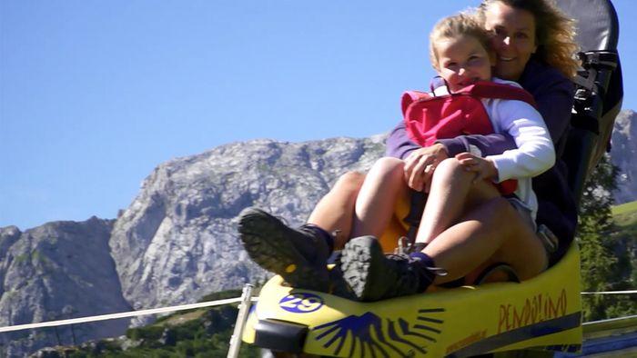 Abenteuerurlaub in den Karnischen und Gailtaler Alpen