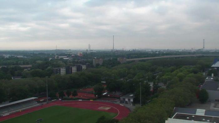 Zeitraffer Duisburg