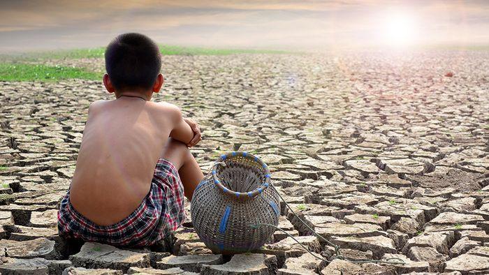 Der menschengemachte Klimawandel wird vermutlich fatale Folgen haben.