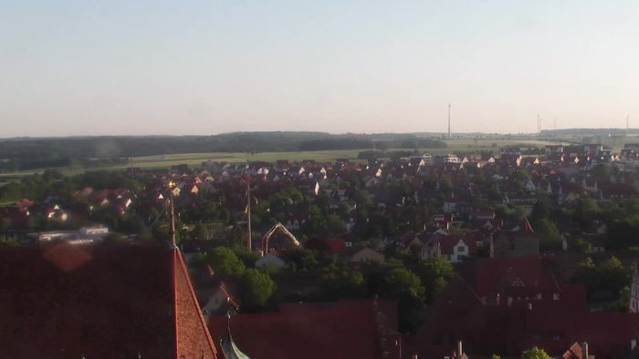 Zeitraffer Rothenburg ob der Tauber