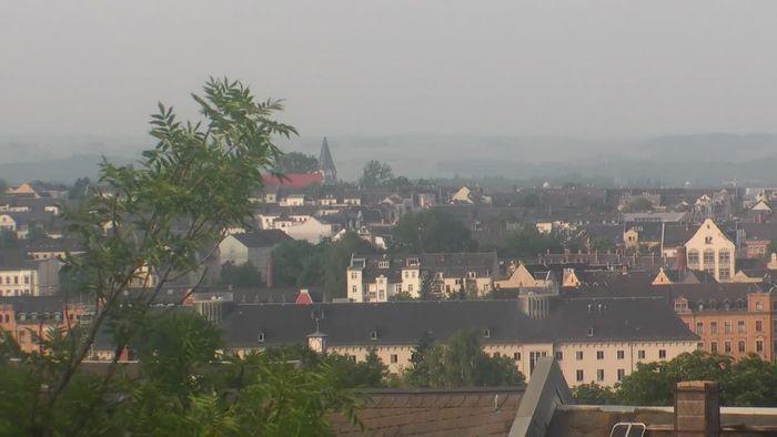 Zeitraffer Chemnitz