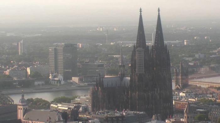 Livecam Kölner Dom