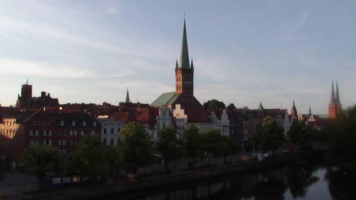 Wetter. Com Lübeck