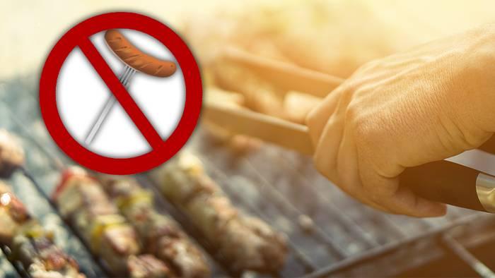 Grillen ist nicht überall erlaubt.