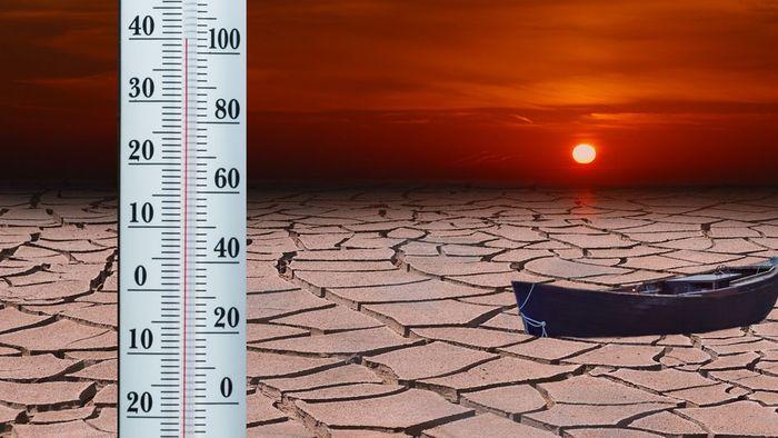 Lahmer Jetstream: Wahrscheinlichkeit für Hitzewellen steigt rapide