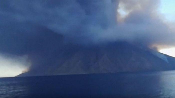 Stromboli: Wanderer bei Vulkanausbruch getötet