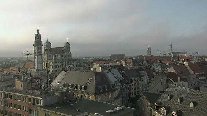 Zeitraffer Augsburg