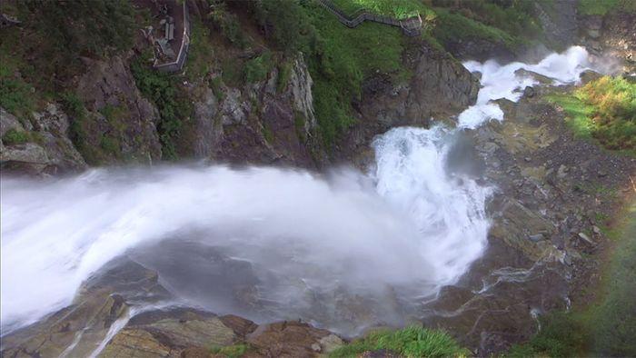 Gesundheitsquelle Stuibenfall: Mehr als nur ein Wasserfall