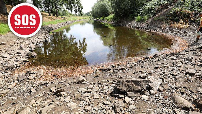 Sorgenkind Nordosten: Darum ist Regen Mangelware