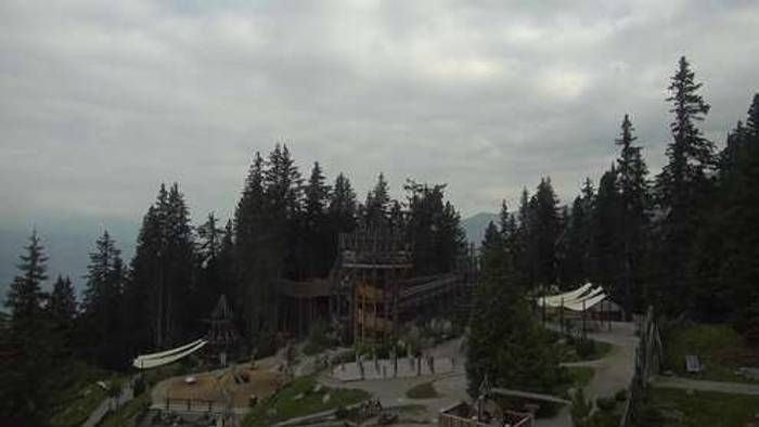 HD Live Webcam Zell am Ziller - Fichtenschloss