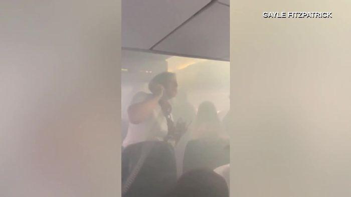 Rauch in der Kabine: British-Airways-Flieger muss notlanden