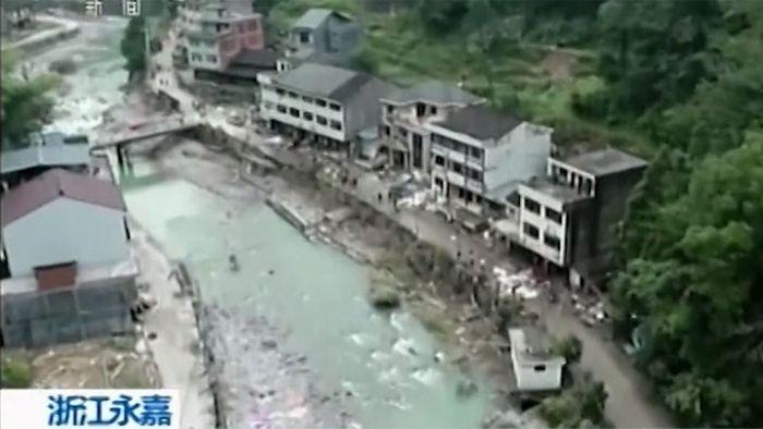 Nach Taifun LEKIMA: Zahl der Todesopfer in China steigt