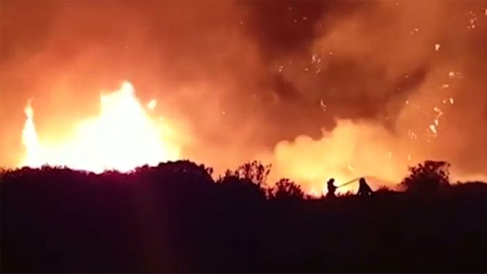 Waldbrände auf Gran Canaria vorerst unter Kontrolle